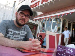 Success: J. Ryan Stradal Wins Indies Choice Award