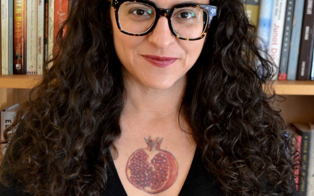 Instructor Interview: Wendy C. Ortiz