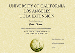 Is A Certificate Program Right For You Writers Program At Ucla