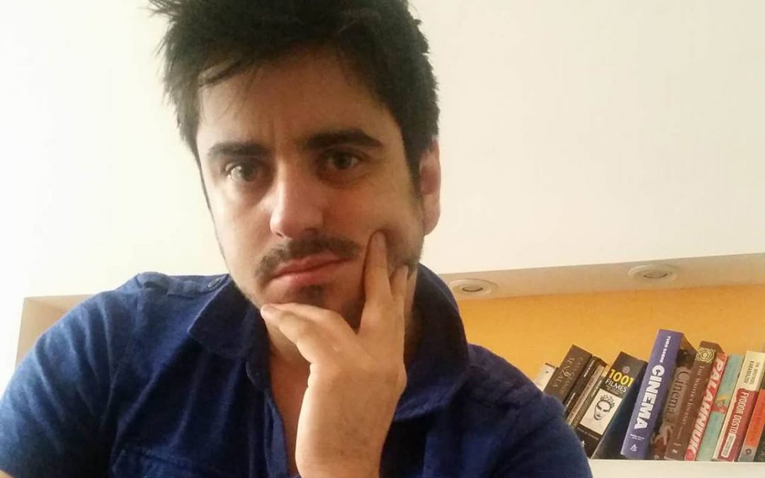 Success: Cesar Vitale Winner of Academy Nicholl Fellowship