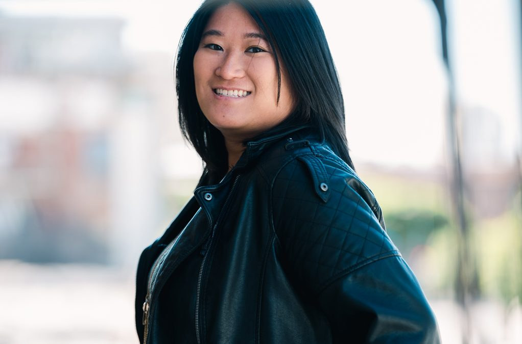 Welcome New WP Staffer, Carrie Truong!