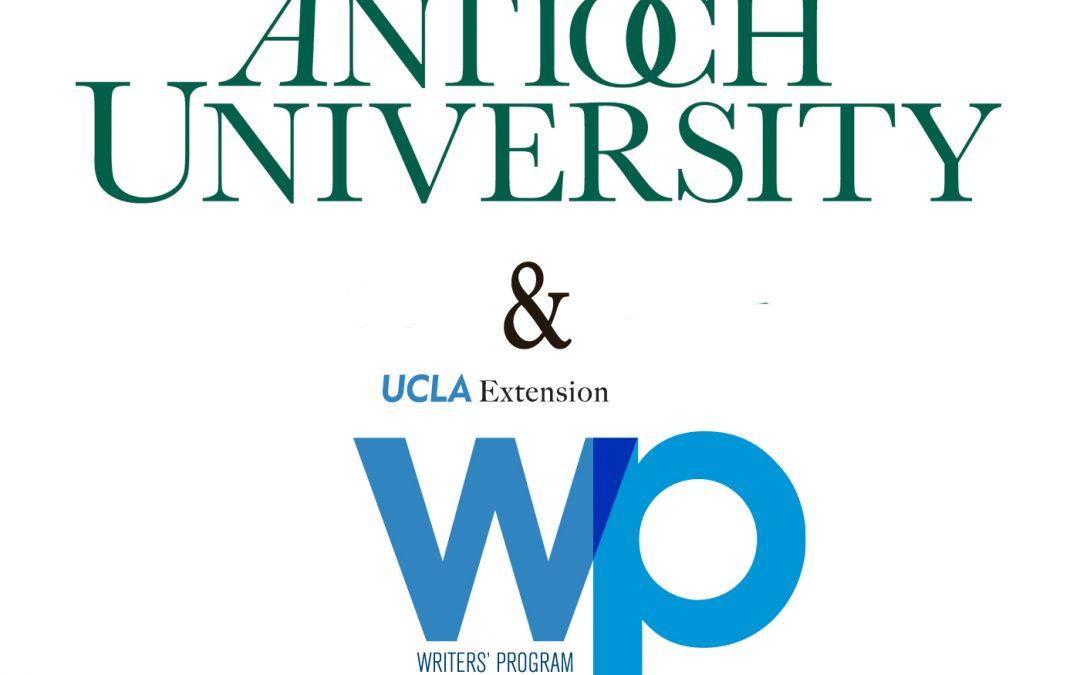 Writers' Program Announces Partnership with Antioch University's MFA Programs