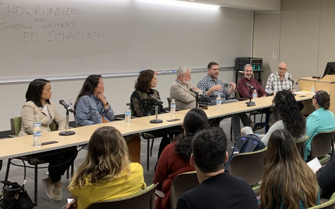 TV Showrunners & Show Writers Panel Recap: Fall 2019