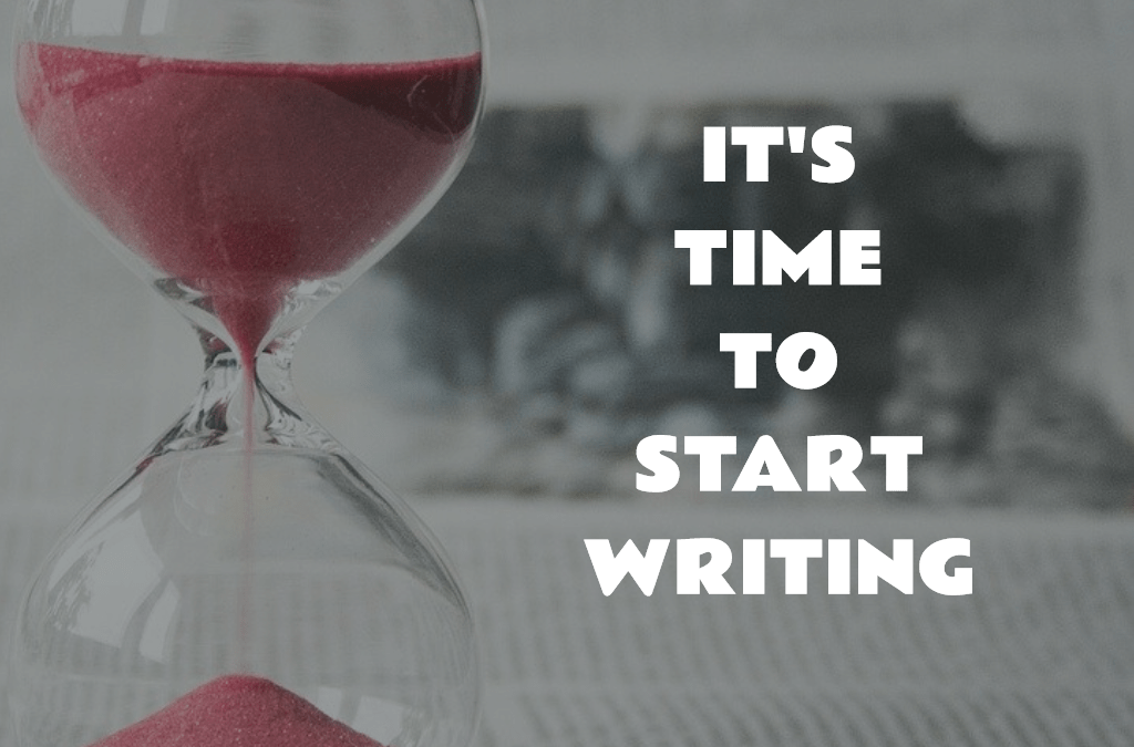 It's Not Too Late to Start Your 2020 Writing Goals!