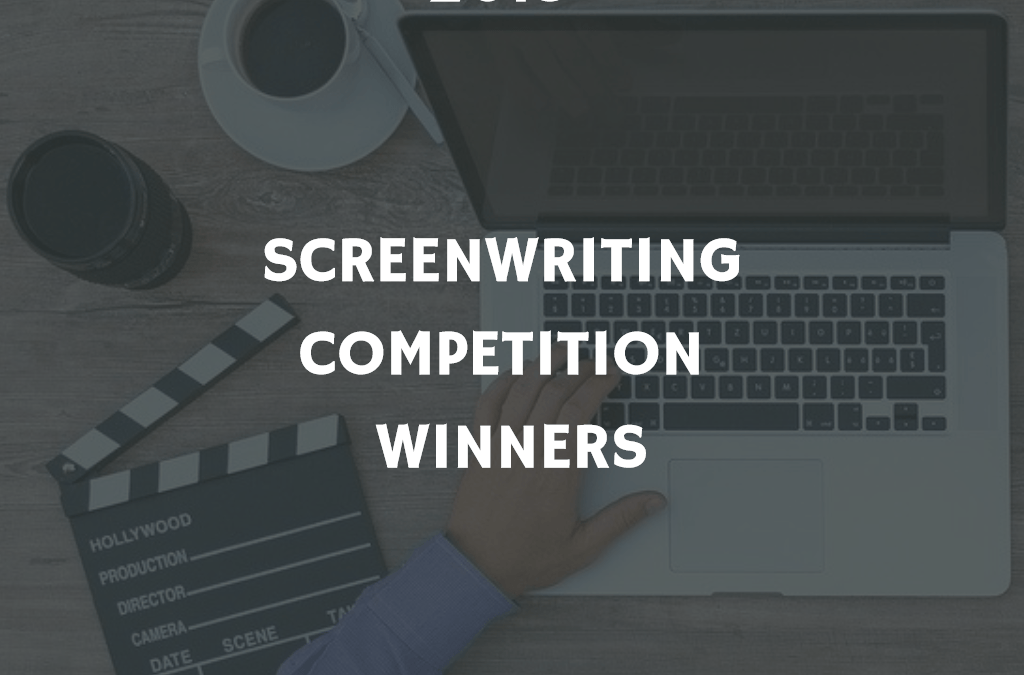 Announcing the 2019 Screenwriting Competition Winners