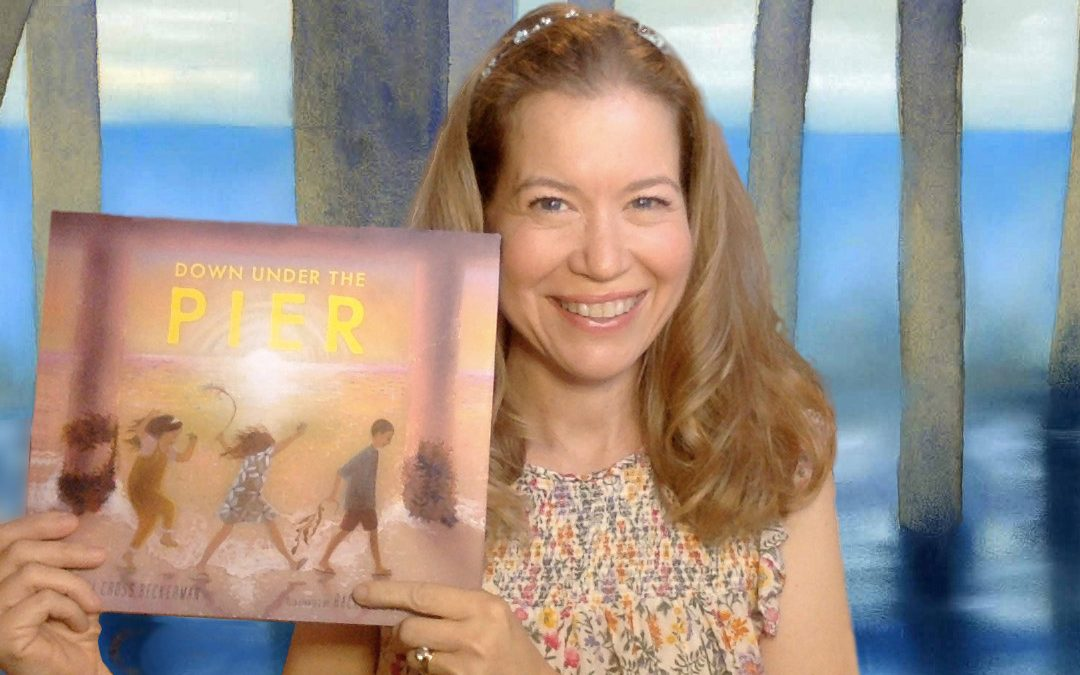 Success: Nell Beckerman Publishes Picture Book