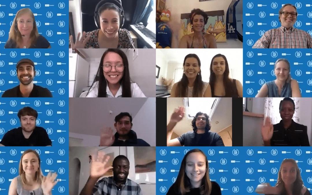 2020 UCLAx Virtual FilmFest Recap