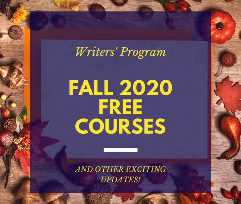 FREE Fall Classes + More