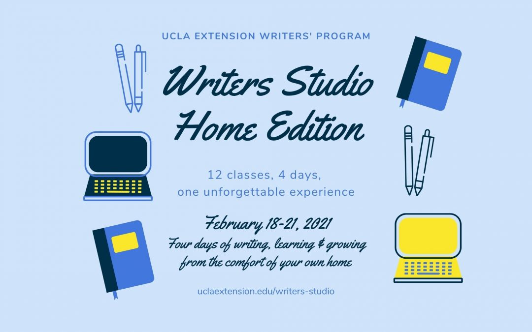 2021 Writers Studio: Home Edition