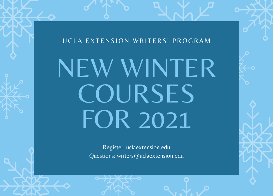 New Year, NEW Courses