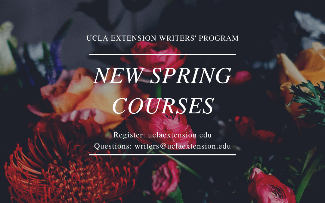 NEW Courses for Spring 2021