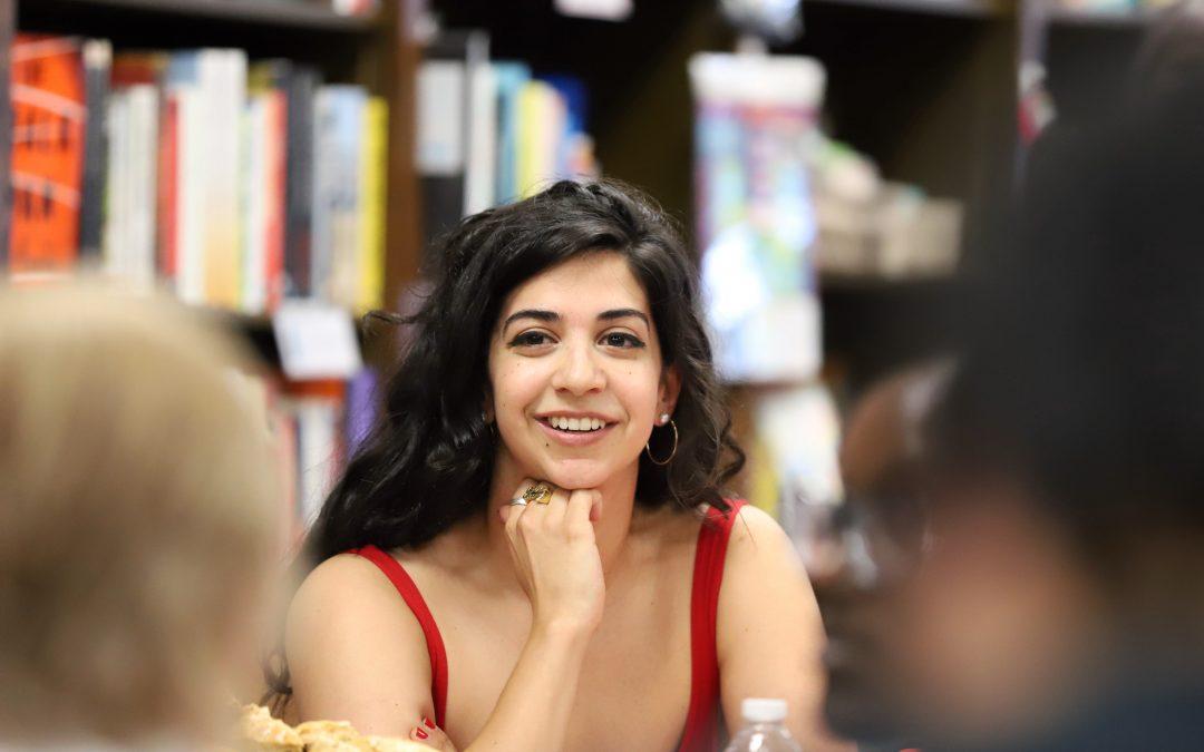 Instructor Interview: Aminah Mae Safi