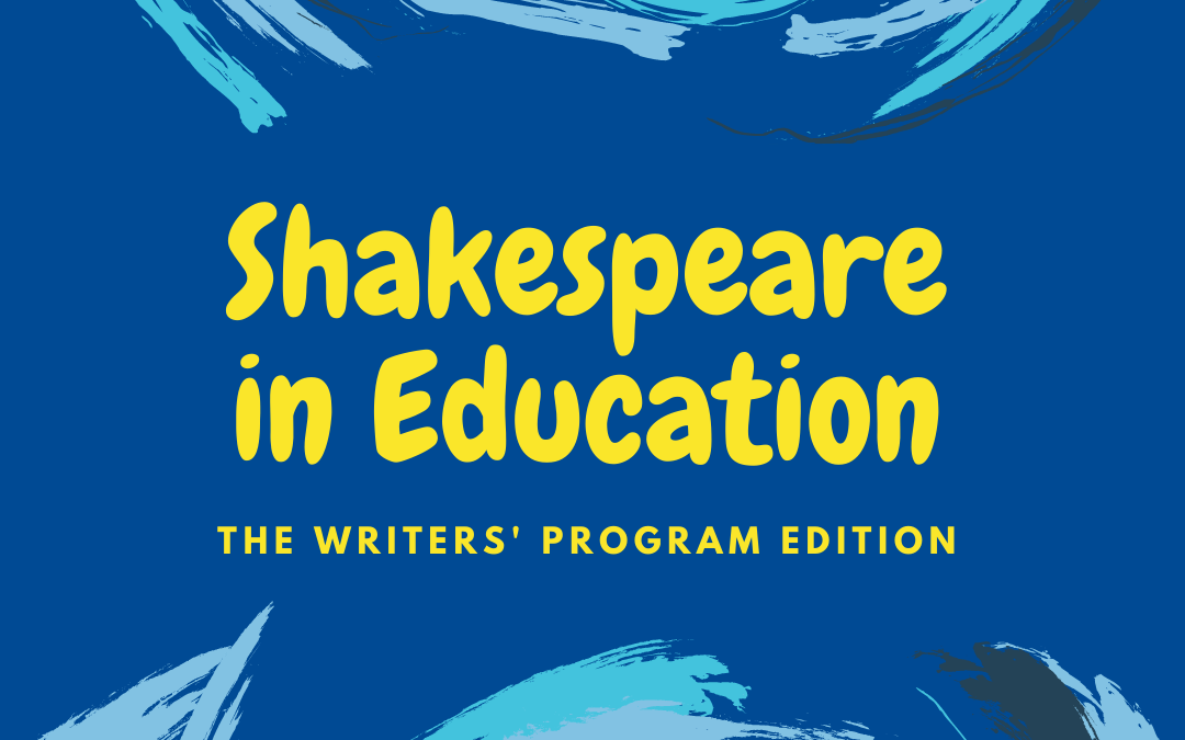 Shakespeare in Education: WP Edition