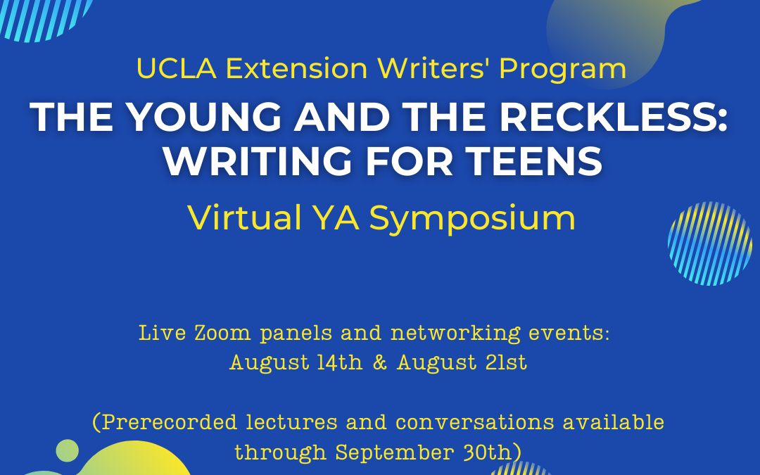 2021 Virtual YA Symposium