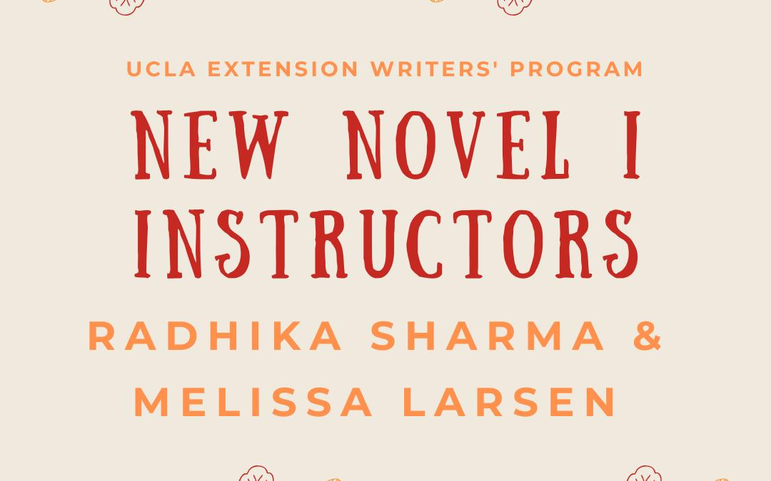 Instructor Interviews: Melissa Larsen & Radhika Sharma
