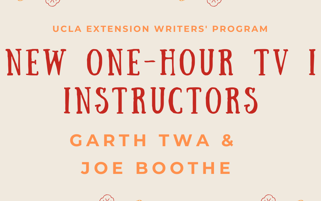 Instructor Interviews: Joe Boothe and Garth Twa